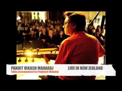 Pandit Vikash Maharaj Live in New Zealand 2002