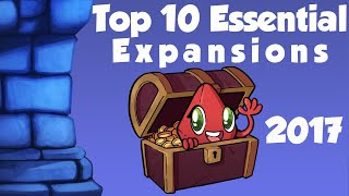 Top 10 Essential Expansions