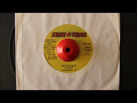 Anthony B   Repentance - Star Trail 1996