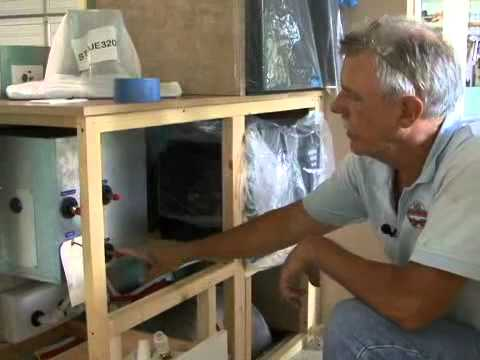 Rv hot water heater maintenance large how to video for Hot water heater 101