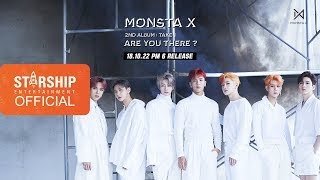 [Preview] 몬스타엑스 (MONSTA X) - 'ARE YOU THERE?' - The 2nd Album Take.1