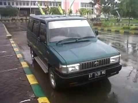 Dijual Kijang Super Tahun 96 Warna Hijau Samarinda http://www.xmahakam.com/
