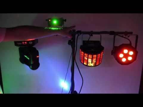 DJ Help -  Light Tree Cable Management Ideas
