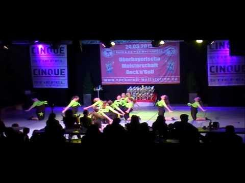 Shaking Baloos - Oberbayerische Meisterschaft 2012