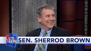 "Sen. Sherrod Brown: Those Who Embolden Trump ""Will Not Look Good In History"""