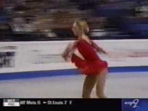 Lucinda Ruh - 1999 Worlds SP - Lawrence of Arabia