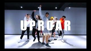 Lil Wayne Uproar Ft Swizz Beatz L Choreography Acm A1997dancestudio