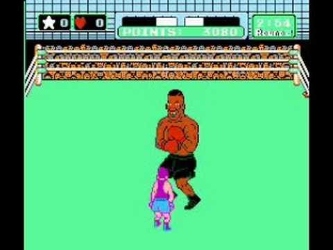 Mike Tyson's Punch Out! - The Dream Fight! Image 1