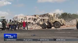 Over 300 dead in Somalia bomb attack