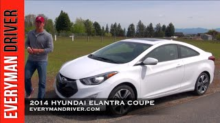 2014 Hyundai Elantra | New Car Review | on Everyman Driver