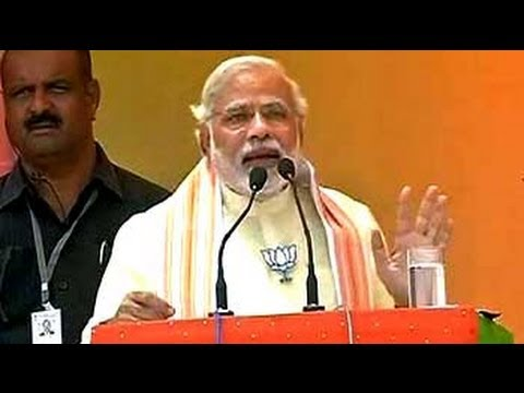 Narendra Modi takes on Rahul Gandhi over 'toffee model' jibe