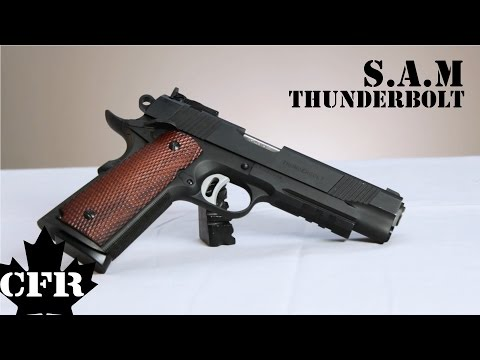 SAM Thunderbolt 1911 Review