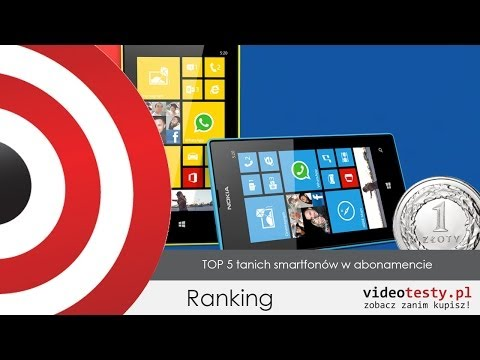 Ranking Smartfonów za 1zł - TOP5 zetafonów [PORADA]