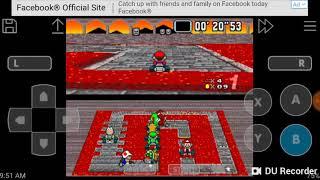 Super Mario Kart 50cc Mushroom Cup Mario Gameplay