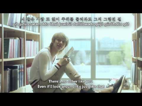 Super Junior - There's No Other Like You (No Other) [Hangul + Romanization + Eng Sub] MV