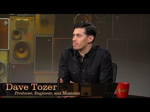 Producer/Songwriter Dave Tozer - Pensado's Place #152