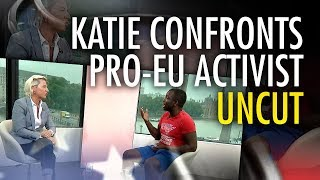Katie Hopkins vs. Femi Oluwole on Brexit (UNCUT)