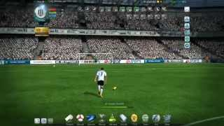 Series Free Kicks Fifa Online 3 || No15. CR7 - UFO Kick 35m