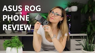 The King of Mobile Gaming - ASUS ROG Phone Review
