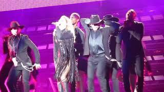 Lady Gaga - Poker Face - Fenway Park, Boston MA - September 1, 2017