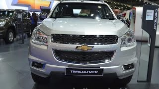 2015 New Chevrolet Trailblazer  in Bangkok Motor Show