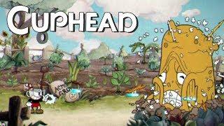 CUPHEAD - Um Jogo INSANAMENTE Difícil!!! (Xbox One Gameplay)