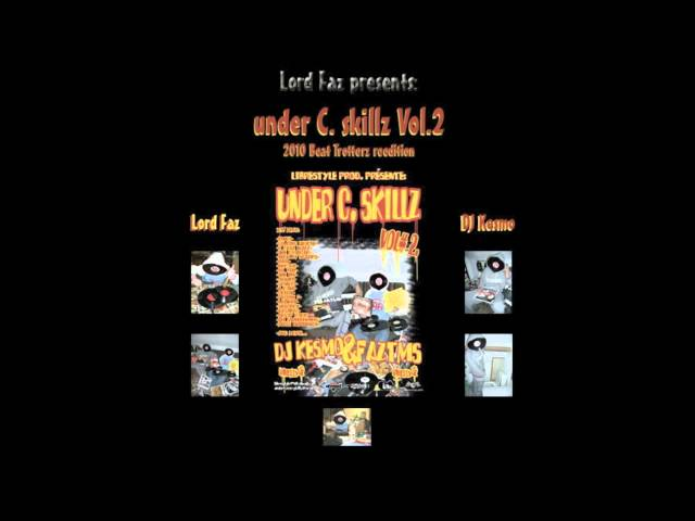 Dj Kesmo - Intro Under C Skillz vol 2