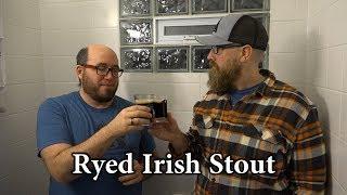 Ryed Irish Stout