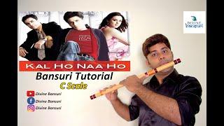 download lagu Kal Ho Na Ho - Complete Tutorial - Flute gratis