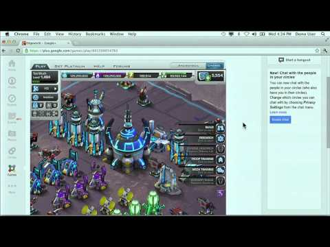 Kabam is First Games Company to Launch Google+ Sign-In on Web and
