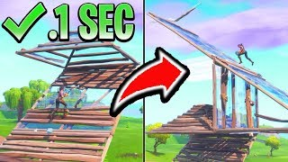 ADVANCED Tips to BUILD FAST on Console! How to Build Faster in Fortnite (Ps4/Xbox Building Tips)