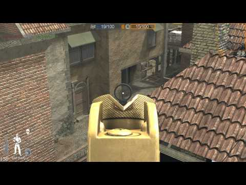 Quantum of Solace Multiplayer Italia roof glitch gameplay