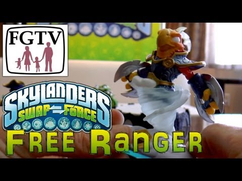 Skylanders Swap Force Free Ranger - Hands-On Gameplay (6 of 6)