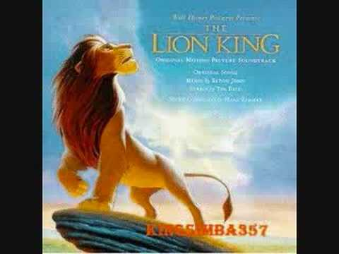 Lion King Soundtrack- This land