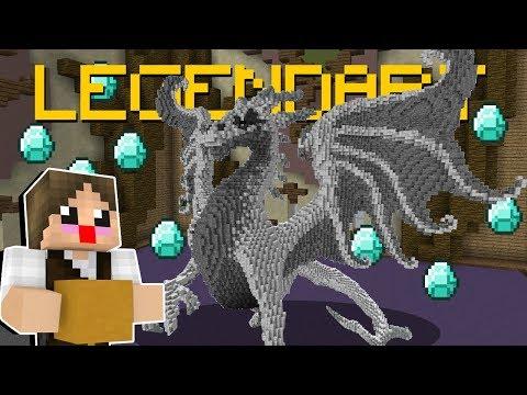 Minecraft: EU TIVE QUE DAR LEGENDARY PARA ESSA COSTRUÇÃO! (BUILD BATTLE)