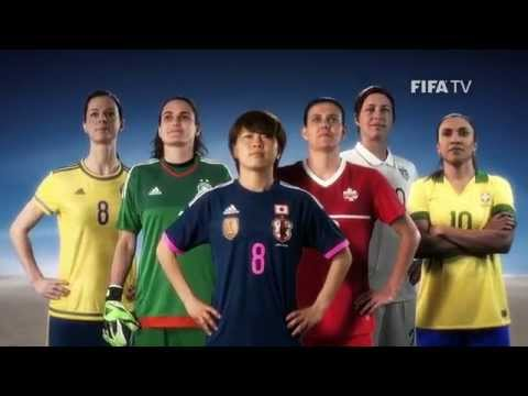FIFA Women's World Cup 2015 - OFFICIAL TV Opening