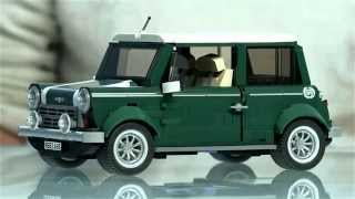 MINI Cooper - LEGO Creator - Designer Video