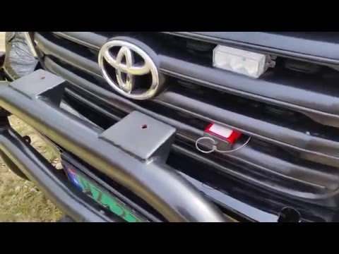 Toyota land cruiser 200 v8 arctic trucks