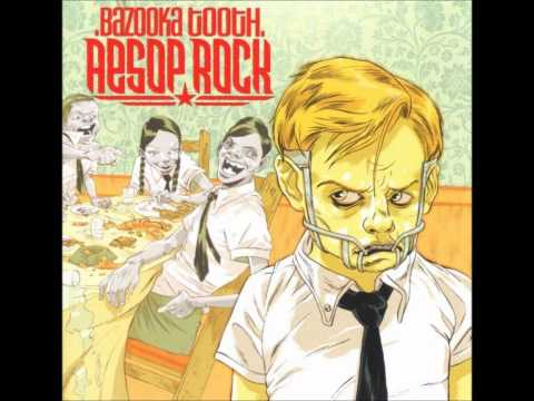 Aesop Rock - Cook It Up (Feat. Pfac)