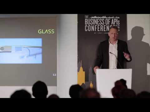 APIs and Data Refineries: Generating New Possibilities - Dr. Andreas Weigend, Stanford University