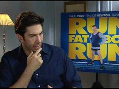 David Schwimmer | Run Fatboy Run | LOVEFiLM