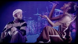 The Way - Ariana Grande & Mac Miller Live in Tokyo Japan at The Dangerous Woman Tour (HD)