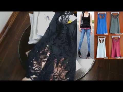 Женская одежда с алиэкспресс отзывы видео