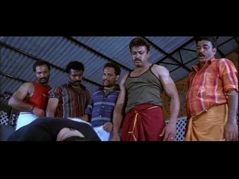 Indrajith - Riyaz Khan's fighting at Gym
