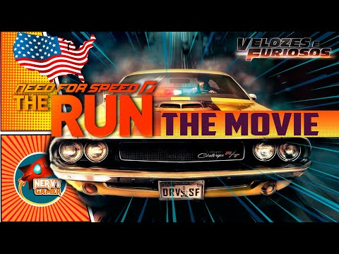 Need for Speed The Run O Filme The Movie