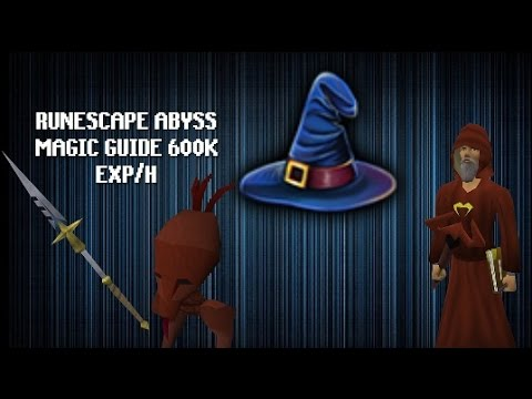 Efw RS3 | Runescape abyss magic training 600k Magic exp/h Guide