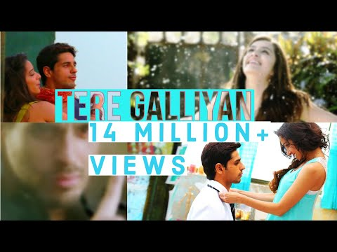 Galliyan - Ek Villan { New Look } I Full Hd Song I Hd Lyrics video
