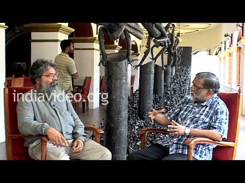 Interview with sculptor K.S Radhakrishnan - Part VII