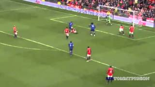 Manchester United 4-4 Everton (Premier League 2011-12)