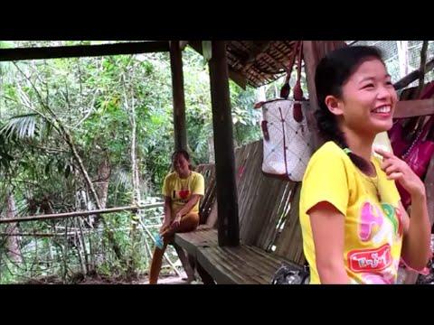 Philippines Tourism ~ Loboc Tarsier Sanctuary, Bohol Philippines ~ Video 1 of 2